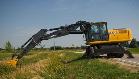 Qué tipos de excavadoras existen - Palas mecánicas, excavadoras con cuchara, retroexcavadoras