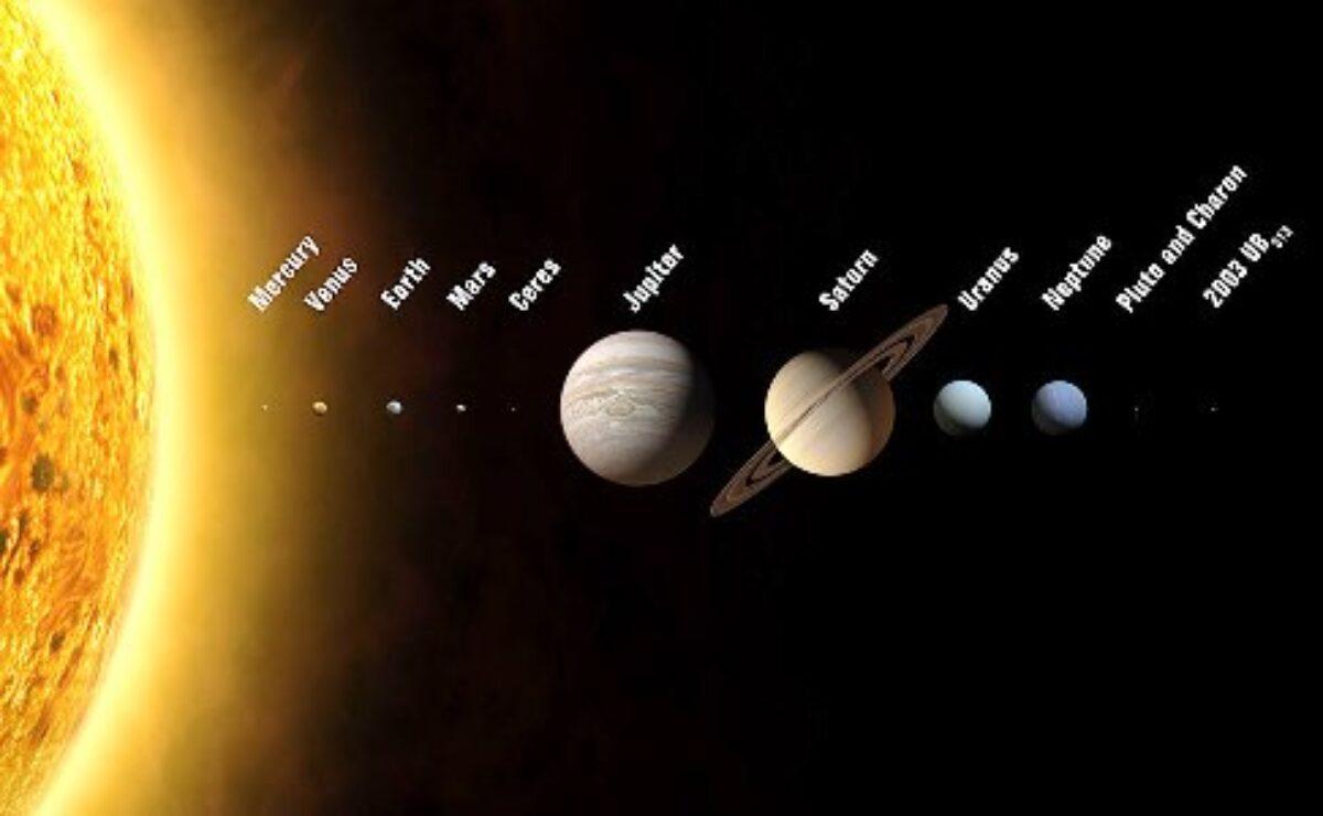 Cuál es el tamaño del Sol comparado con el de la Tierra?