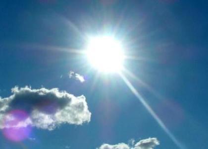 el sol la unica estrella que se ve durante el dia