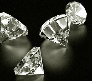 ¿tienen gran valor intrinseco los diamantes?