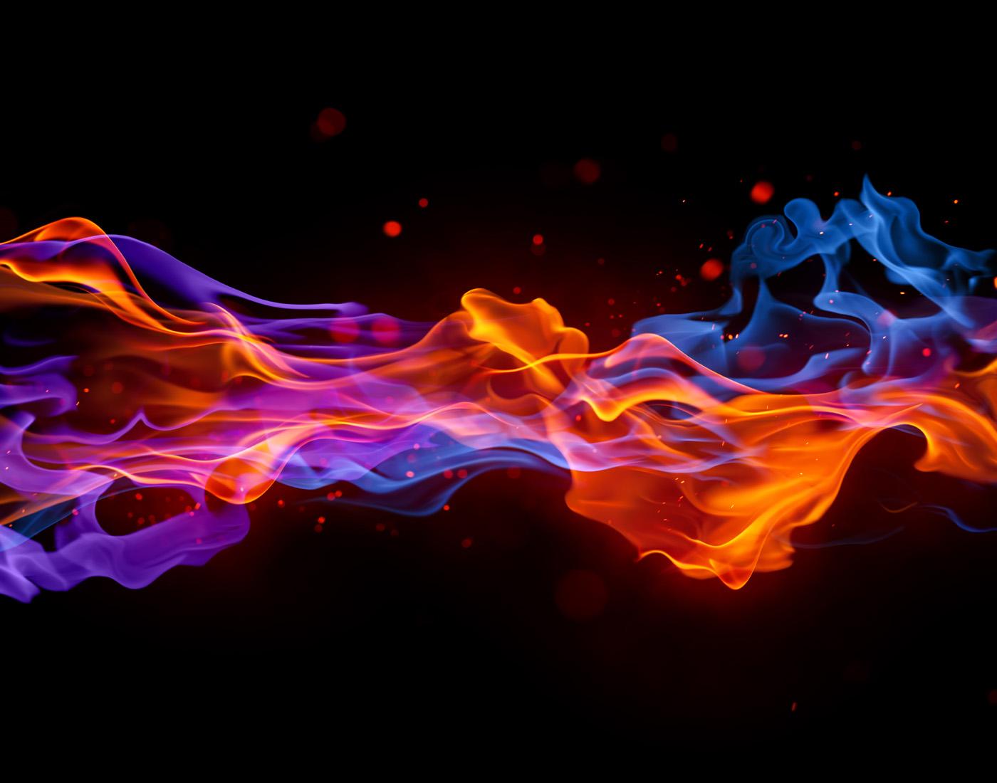 El fuego es indispensable en la vida del hombre
