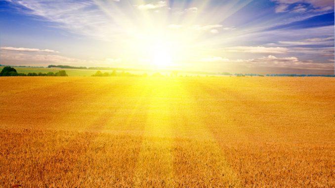 el sol siempre esta