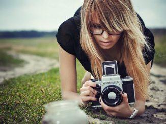 Cómo se toma una fotografía
