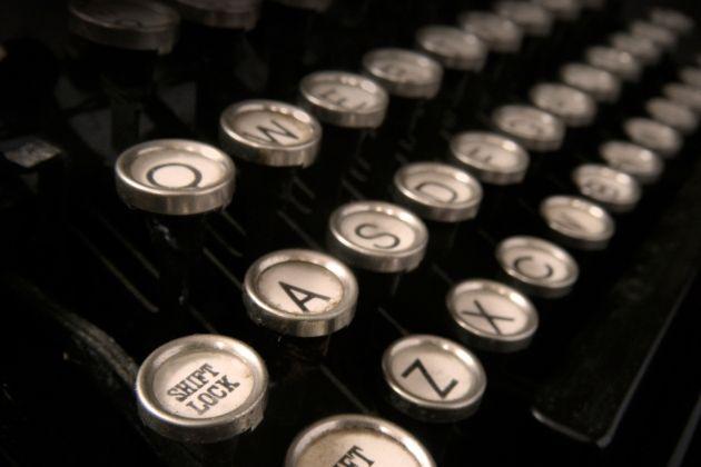 orden de las teclas en un teclado