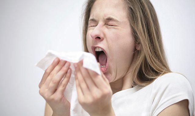 El estornudo - por qué estornudamos