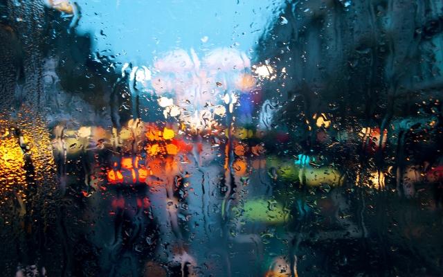 olor a lluvia tormenta