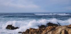 Por qué sube y baja la marea