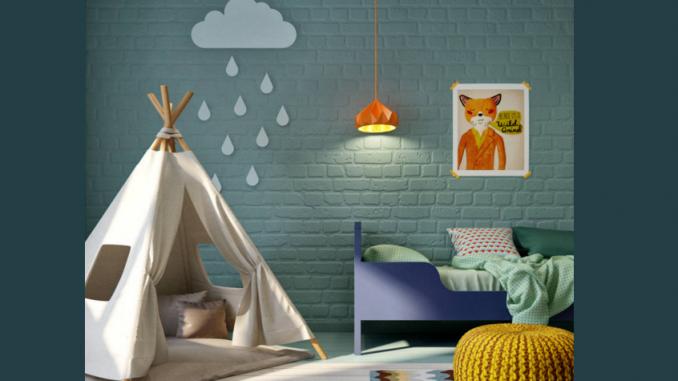 Por qué es importante la decoración de un cuarto infantil
