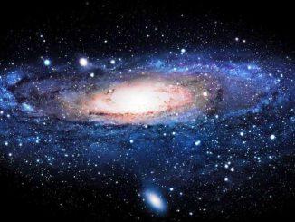 El centro del universo