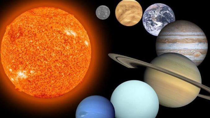 Planetas redondos