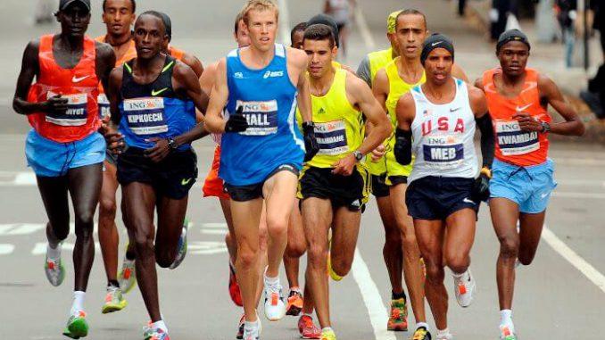 Carbohidratos para maratonistas