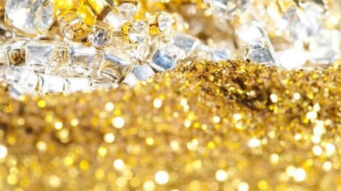 ¿Qué es más raro: oro o diamantes?