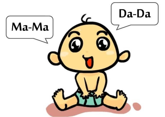 ¿Por qué se produce el balbuceo en los bebés?